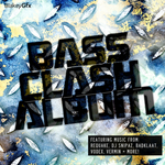 DJ SNIPAZ/MAG MAG/VARIOUS - Bassclash The Album (unmixed tracks) (Front Cover)