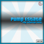 PUMP ESTATE - The Whistle Song (Front Cover)