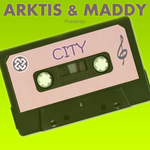 ARKTIS/MADDY - City (Front Cover)
