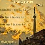 DJ MILAN - Belgrade House Presentation Vol 7 (Back Cover)