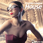 VARIOUS - Premier League House Vol 6 (20 House & Electro House Tracks For Your Body & Soul) (Front Cover)