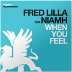 LILLA, Fred feat NIAMH - When You Feel (Front Cover)