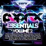 VARIOUS - Pop Rox Essentials Volume 2 (Front Cover)
