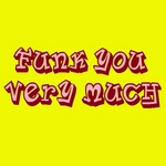 FUNK YOU VERY MUCH - Funk You Very Much Volume 23 (Front Cover)