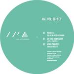 OVIJAY/PACO WEGMANN/LITTLE FRITTER/ENRICO PERETTI/SEK - Vol 2012 EP (Front Cover)