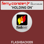 CORSTEN, Ferry feat SHELLEY HARLAND - Holding On (Front Cover)