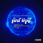EXPLOSIONS & FIREWORKS - First Light (Front Cover)