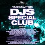 VARIOUS - DJs Special Club Vol 2 (Front Cover)