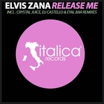 ZANA, Elvis - Release Me (Front Cover)