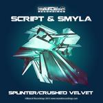 SCRIPT/SMYLA - Crushed Velvet (Front Cover)