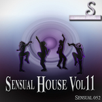 VARIOUS - Sensual House Vol 11 (Front Cover)