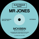 MR JONES - Mc Kibbin (Front Cover)