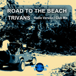 TRIVANS - Road To The Beach (Front Cover)