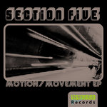SECTION FIVE - Motion (Front Cover)