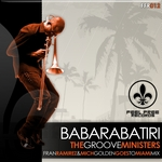 GROOVE MINISTERS, The - Babarabatiri (Front Cover)