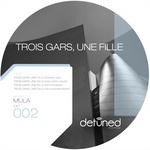 MULA - Trois Gars, Une fille (Front Cover)