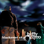 BIFFY CLYRO - Blackened Sky B Sides (Front Cover)
