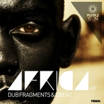 DUB FRAGMENTS/DBEAT - Africa EP (Front Cover)
