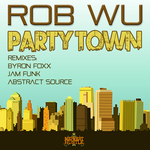 WU, Rob - Party Town (Front Cover)