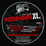 TRIPPED/AKIRA/AL TWISTED/SADISTIC/IGNEON SYSTEM/DETEST - Motormouth XL Vol 1 (Front Cover)