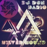 DJ DON DARIO - Silver Sound EP (Front Cover)