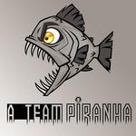 A TEAM - Piranha (Front Cover)