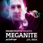 MAURO PICOTTO - Mauro Picotto pres Meganite Ibiza (unmixed DJ tracks) (Front Cover)