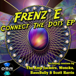 FRENZ E - Connect The Dots EP (Front Cover)