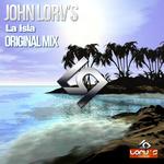 JOHN LORVS - La Isla (Front Cover)