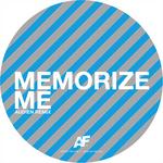 RUNE RK/DATABOY - Memorize Me (Audien mixes) (Front Cover)