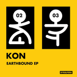 KON - Earthbound EP (Front Cover)