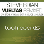 BRIAN, Steve - Vueltas Remixed (Front Cover)