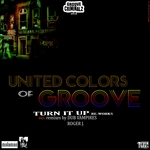 UNITED COLORS OF GROOVE - United Colors Of Groove (Front Cover)