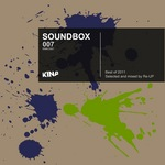 VARIOUS - Sound Box 007 (unmixed tracks) (Front Cover)