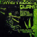 ARTEM ZLOBIN - Quake (Front Cover)