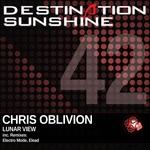 OBLIVION, Chris - Lunar View (Front Cover)