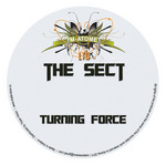 SECT, The - Turning Force (Front Cover)