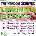 RANDOM SCARVES, The - Lunch Breaks Part 4 (Front Cover)