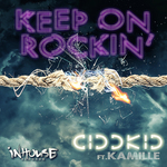 CID D KID - Keep On Rockin' (Front Cover)