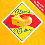 VARIOUS - Cheese 'n' Onion Vol 2 (Front Cover)