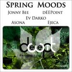 EV DARKO/DEEPOINT/JONNY BEE/EJECA/ASONA - DeepWit Spring Moods (Front Cover)