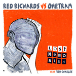 RICHARDS, Red vs ONETRAM - Lost Memories (Front Cover)