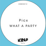 PICX - What A Party (Front Cover)