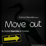 GABRIEL MARCHISIO/TRANSFERS - Move Out (Back Cover)