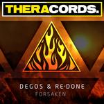 DEGOS/REDONE - Forsaken (Front Cover)