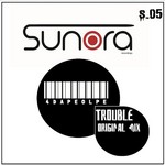 4 DA PEOPLE - Trouble (Front Cover)