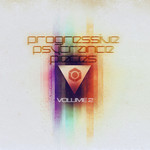 VARIOUS - Progressive & Psy Trance Pieces Vol 2 (Front Cover)