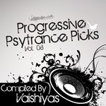 VARIOUS - Progressive Psy Trance Picks Vol 8 (Front Cover)