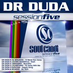 DR DUDA - Dr Duda's EP (Front Cover)
