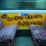 BINAPFL, Markus - U Sure Do (Front Cover)